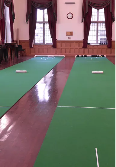 gallery - indoor bowls